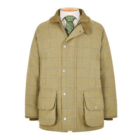 Ettrick Tweed Shoot Coat