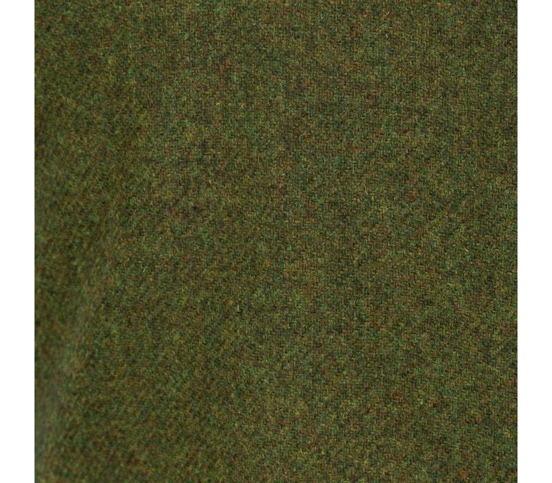 Pleated Teviot Tweed Trousers