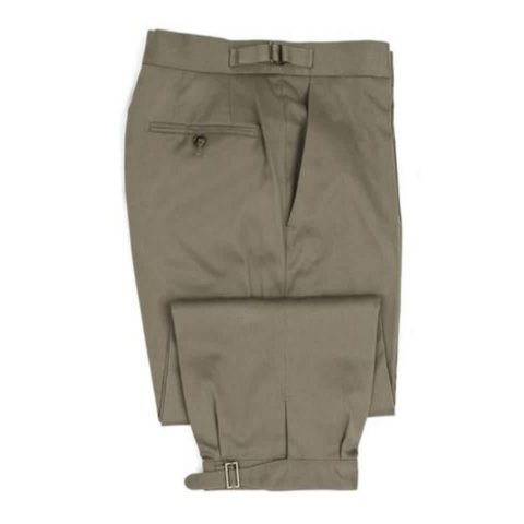 Lightweight Cotton Breeks - Tan