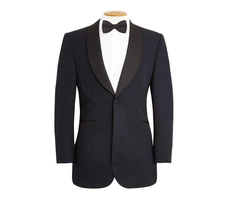 Whittaker Dinner Suit - Midnight Blue