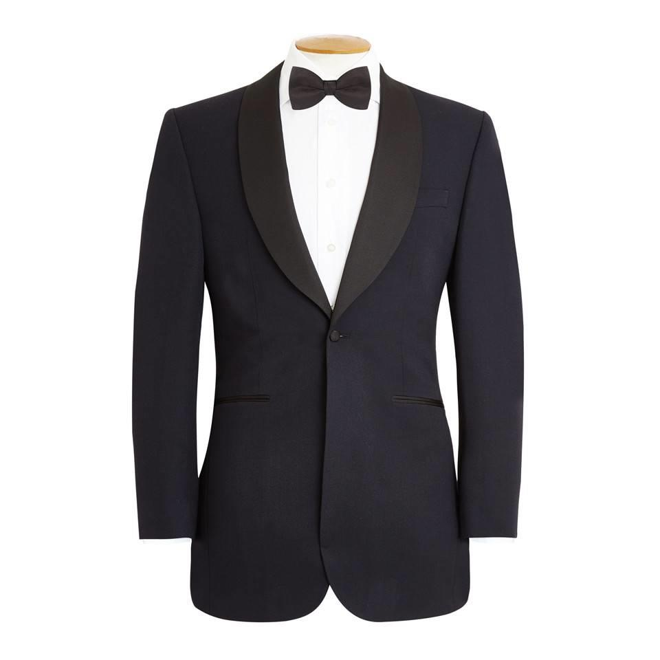 Whittaker Dinner Suit - Midnight Blue