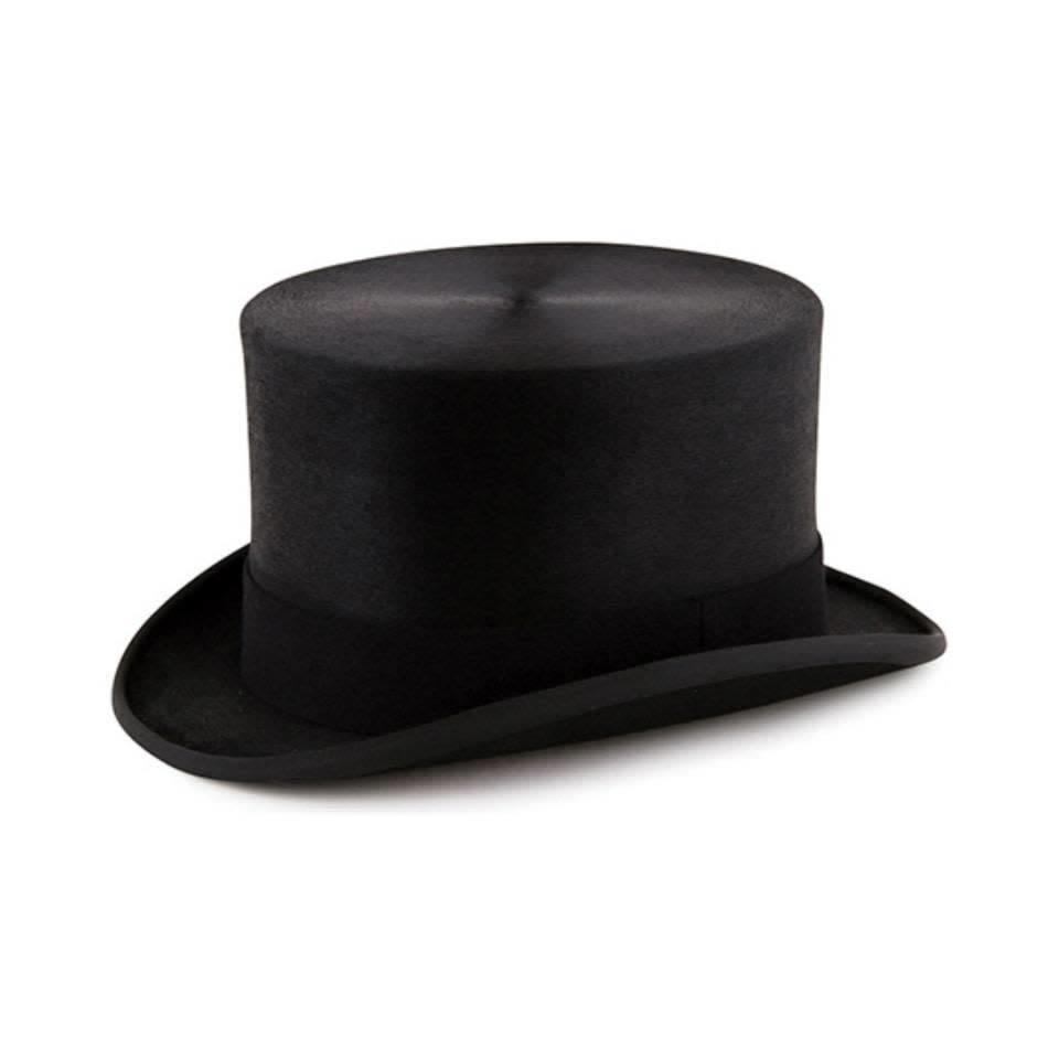 Royal Ascot Fur Felt Top Hat Hire