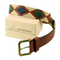 Pampeano Argentine Polo Belt, Estancia