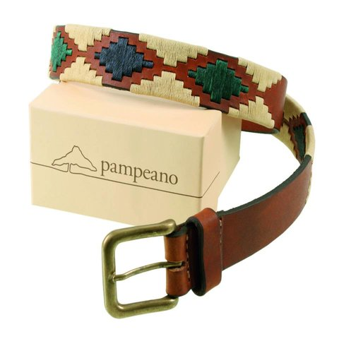 Pampeano Argentine Polo Belt, Estancia