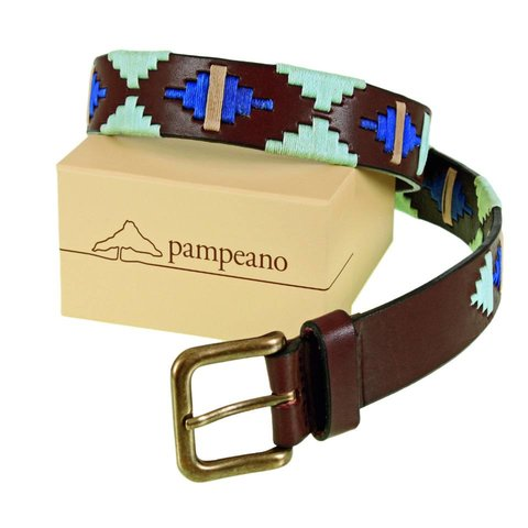 Pampeano Argentine Polo Belt, Rio