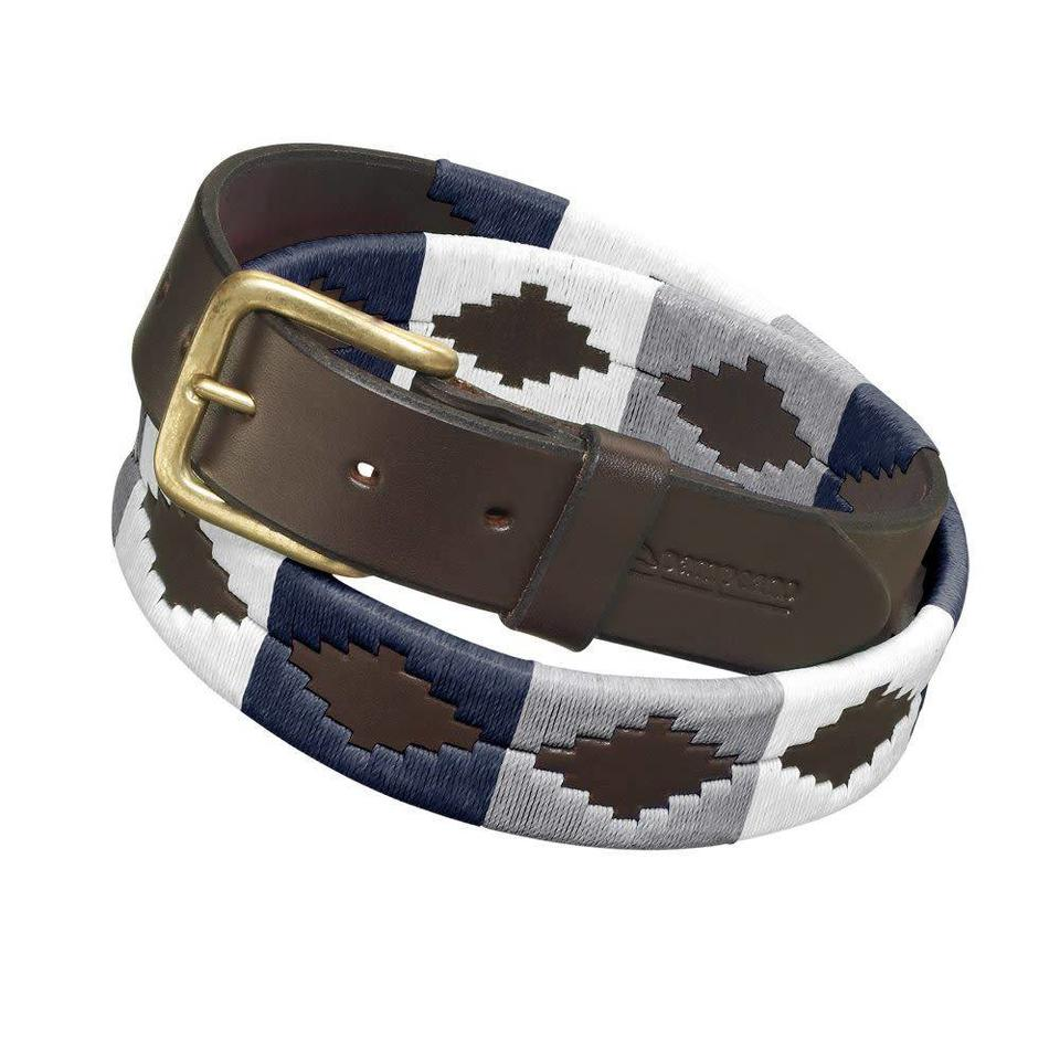 Pampeano Argentine Polo Belt, Roca