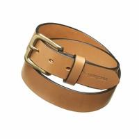Leather Belt - Tan