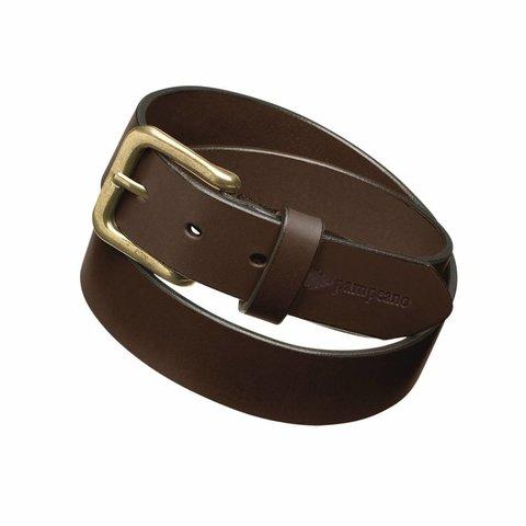 Leather Belt - Brown