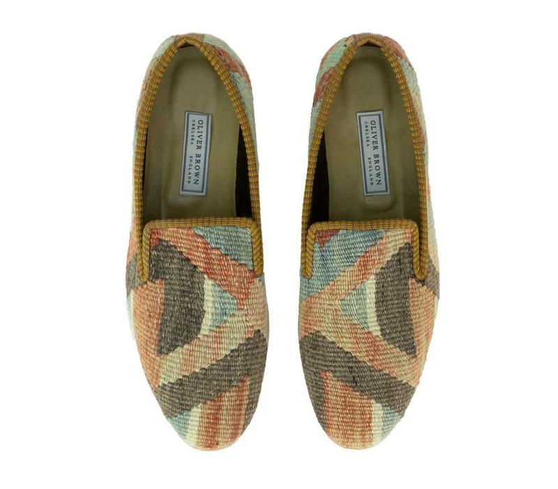 Kilim Slippers