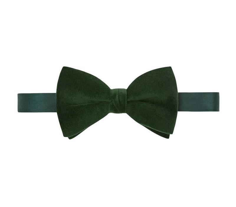 Velvet Bow Ties - Ready Tied