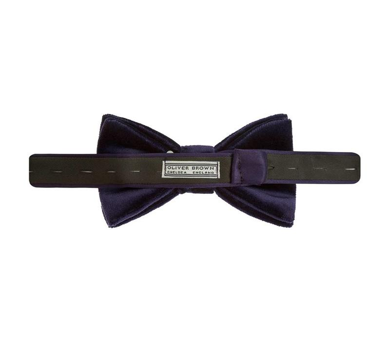 Velvet Bow Ties - Ready Tied