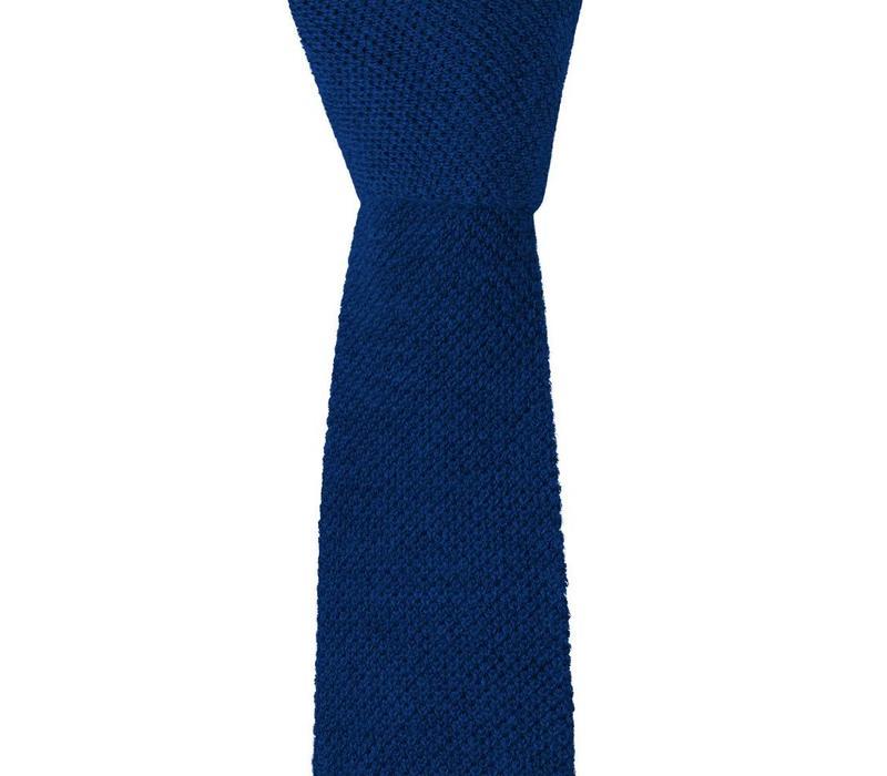 Cashmere Tie - Blue