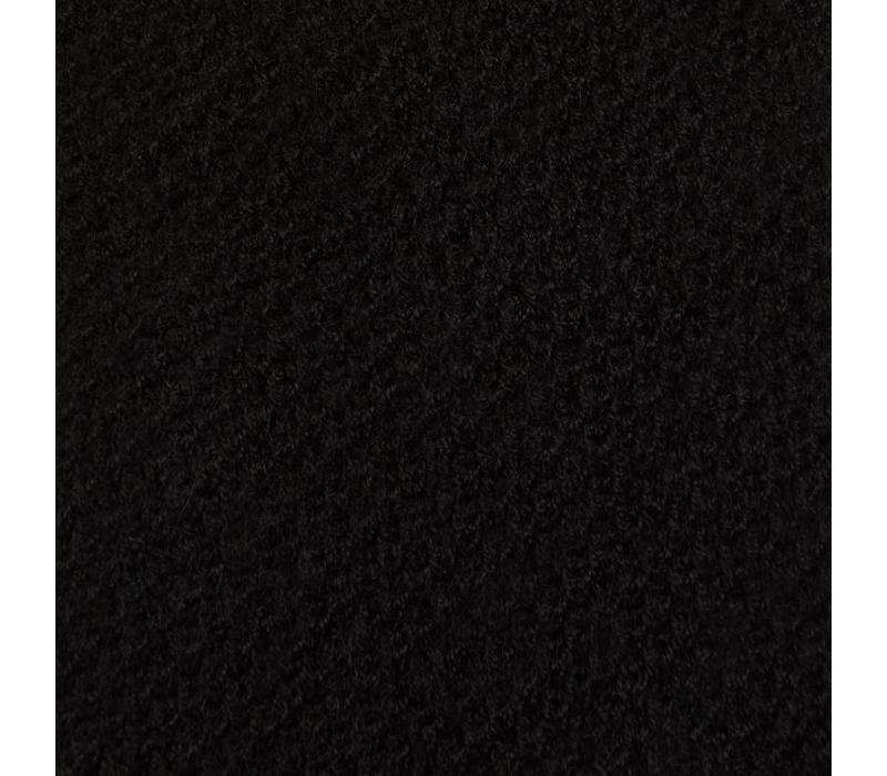 Cashmere Tie  - Black