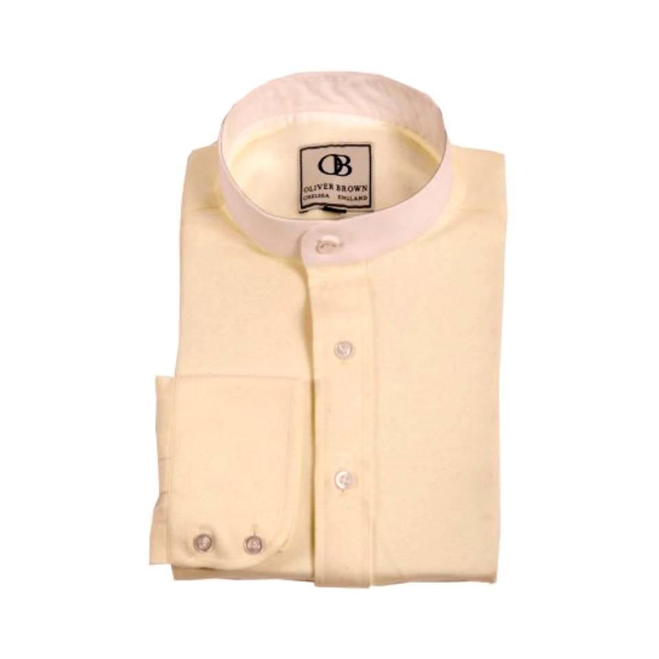 Mens Hunting Shirts - Dark Cream