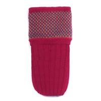 Tayside Shooting Socks - Brick Red