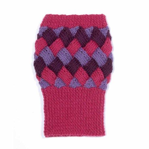 Windsor Shooting Socks - Purple