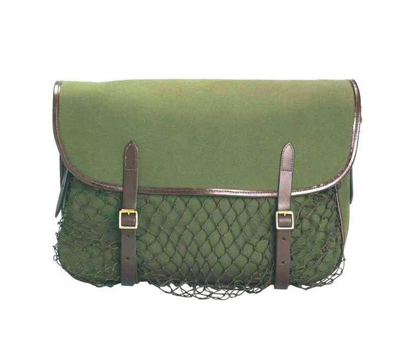Canvas Game Bag - Green