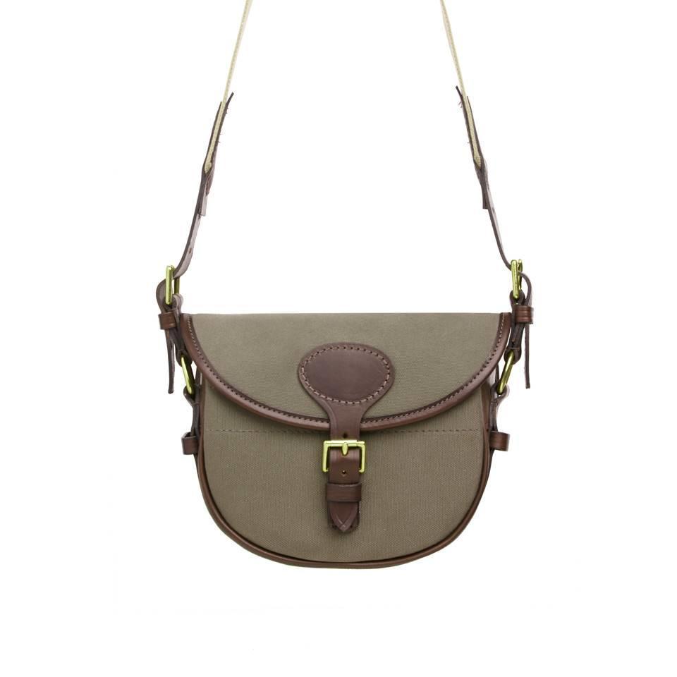 Canvas Cartridge Bag - Green
