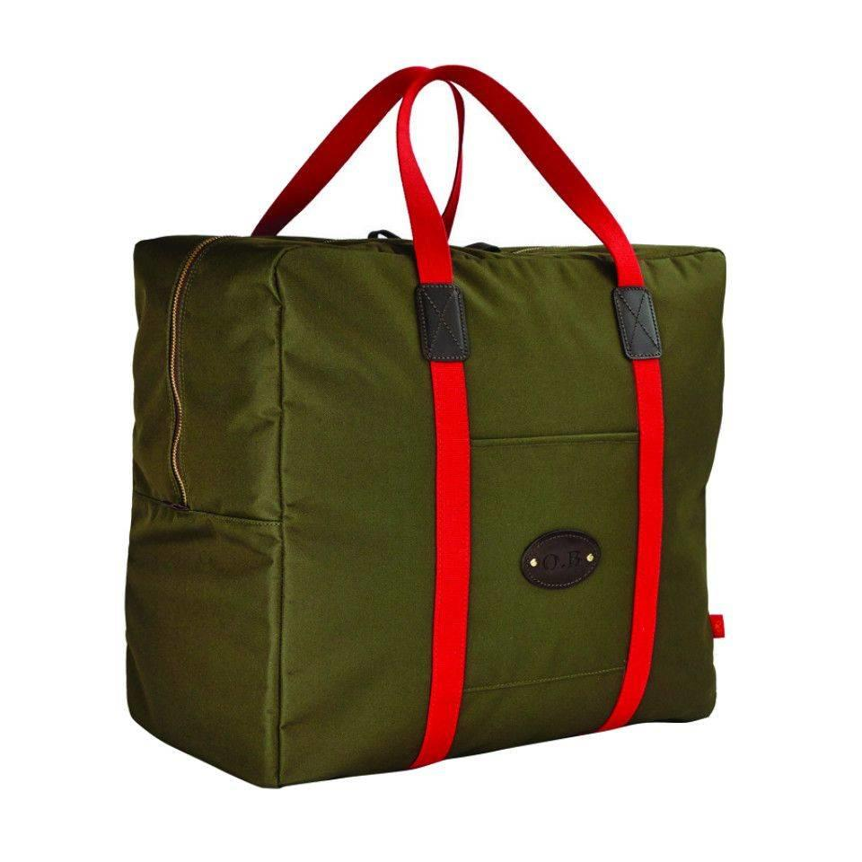 Chapman Cargo Utility Holdall - Olive