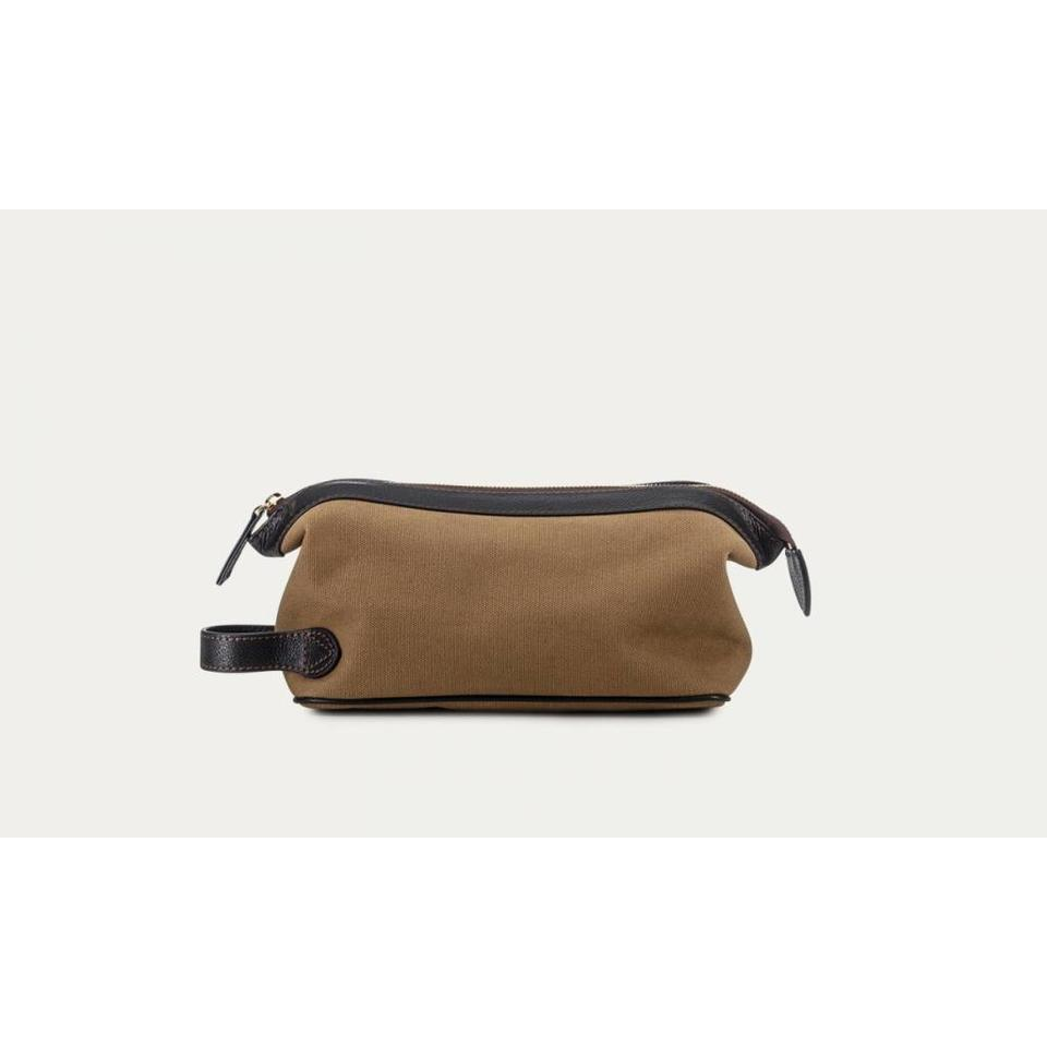 Baron Canvas Sponge Bag