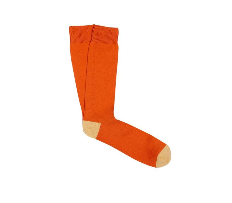 Heel and Toe Socks