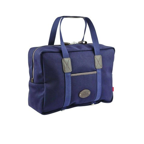 Chapman Canvas Tote Case - Navy