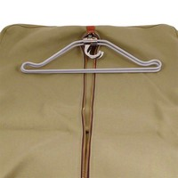 Chapman Canvas Garment Carrier - Olive Green