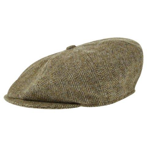 Baker Boy Cap - Deveron Tweed