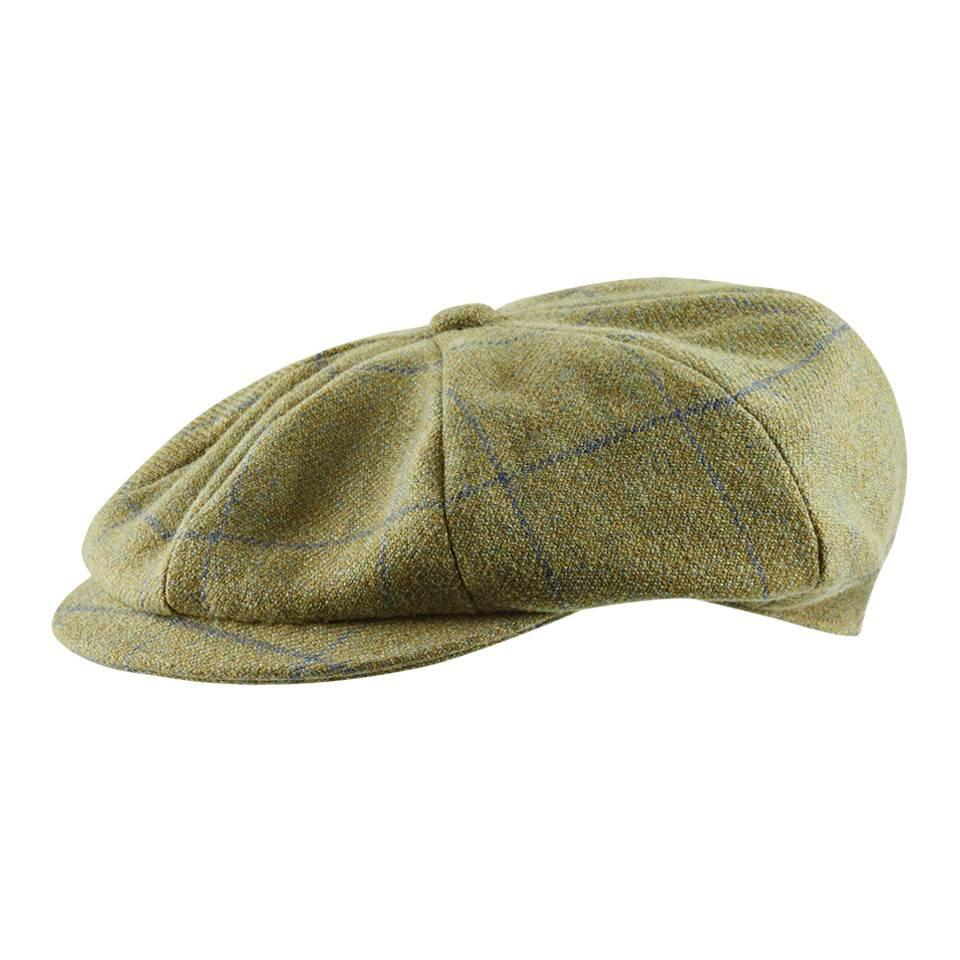 Ettrick Tweed Baker Boy Cap
