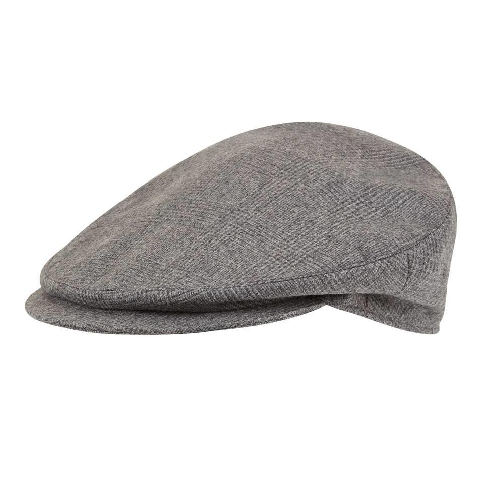 Helmsley Cap - Glen Muir Tweed