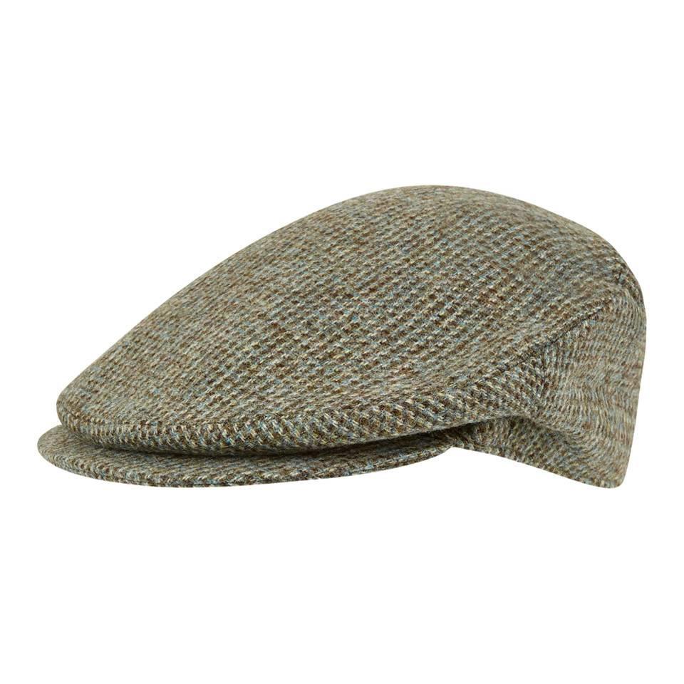 Helmsley Cap - Shaw Tweed