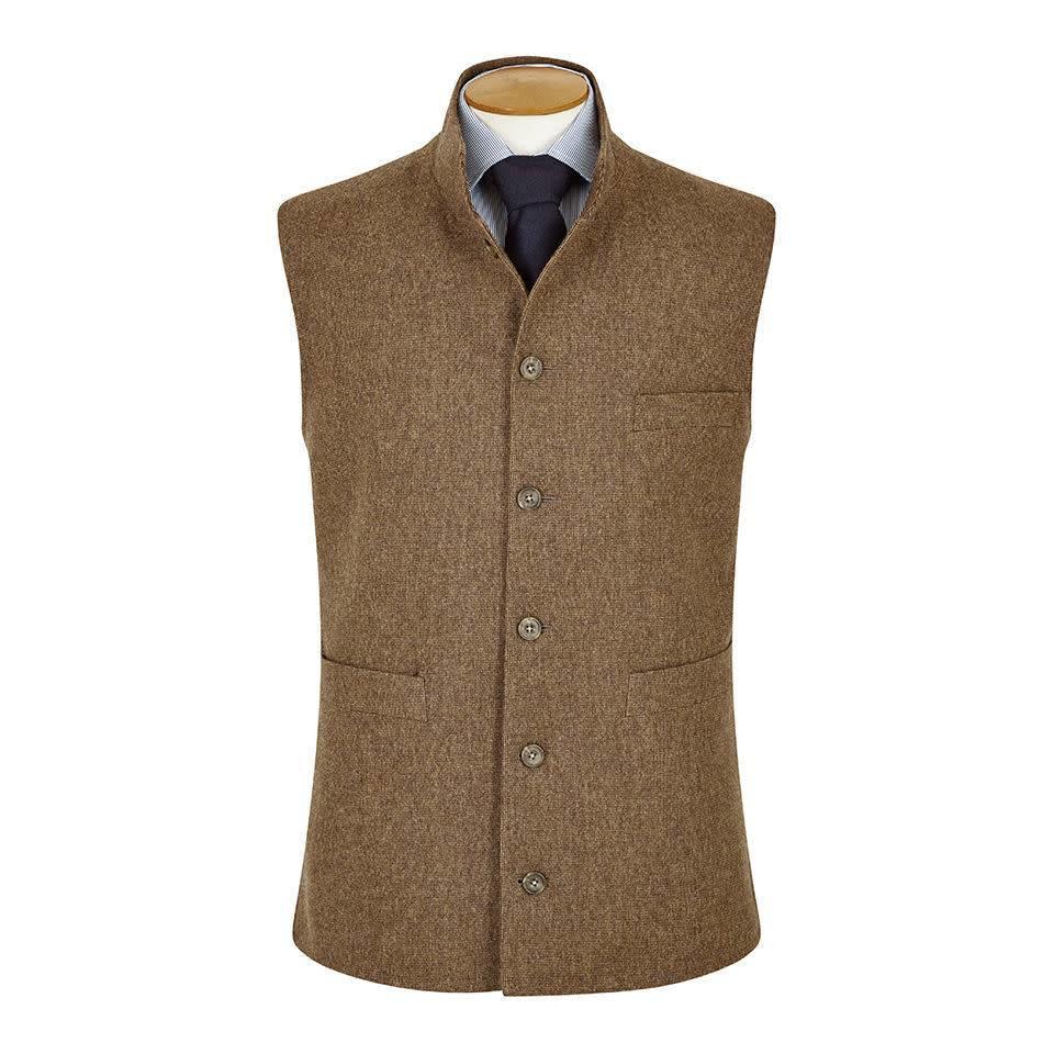 Tweed Gilet, 2017 - TW4