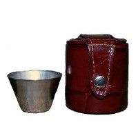 1oz Deluxe Stainless Steel Travel Cups