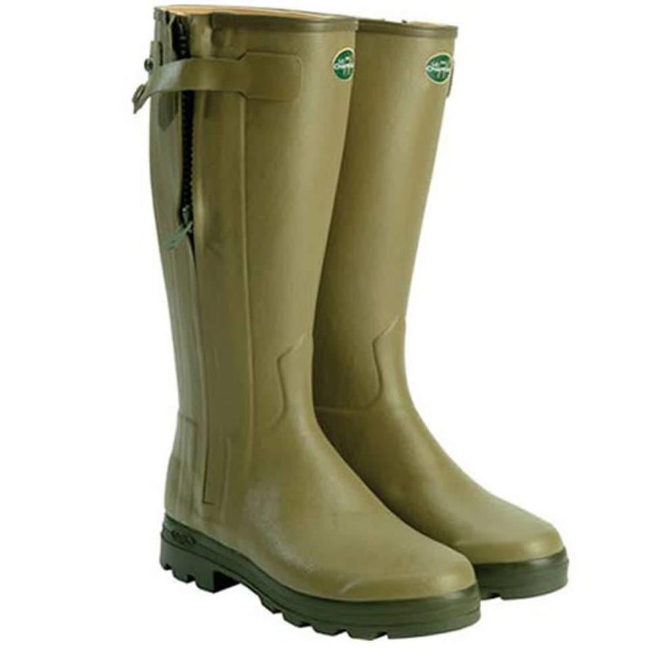 Ladies Le Chameau Chasseur Boots