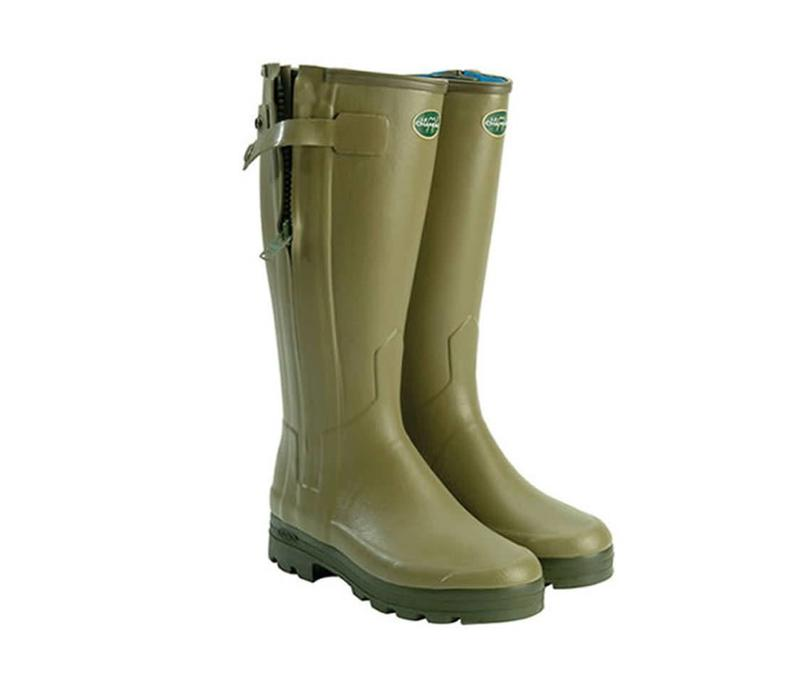 Ladies Le Chameau Chasseurnord Boots