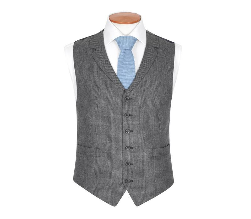 Single Breasted Tweed Waistcoat, 2017 - TW5
