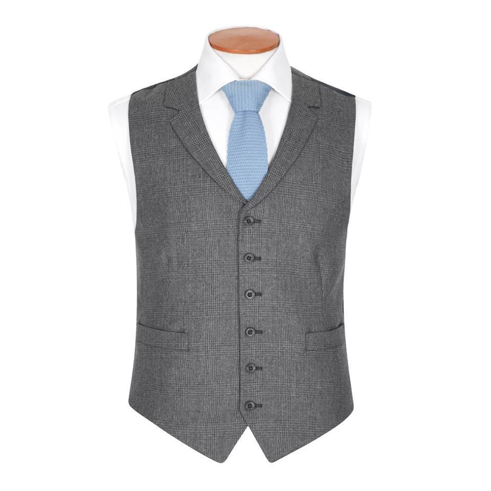 Glen Muir Tweed Waistcoat