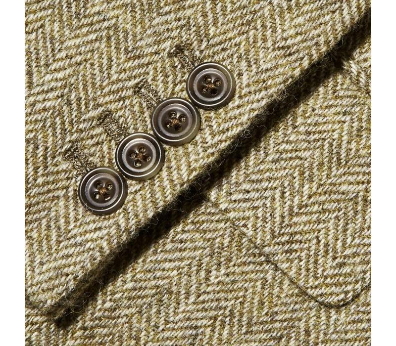 Single Breasted Tweed Overcoat, 2017 - TW3