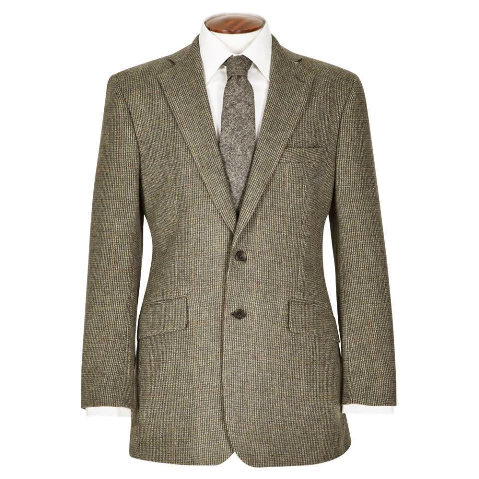 Single Breasted Tweed Jacket, 2017 - TW1