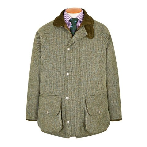 Shaw Tweed Shoot Coat