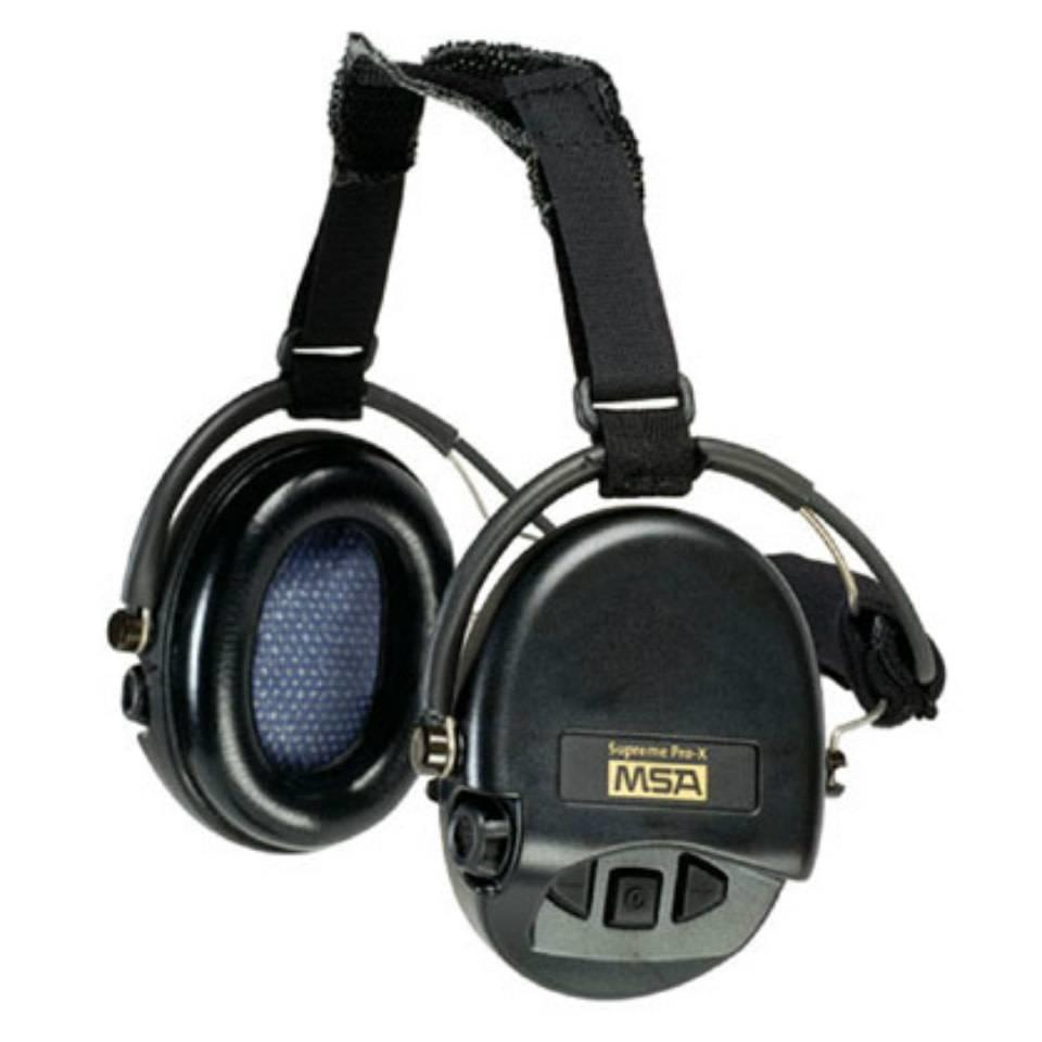 MSA Supreme Pro-X Waterproof Ear Defenders