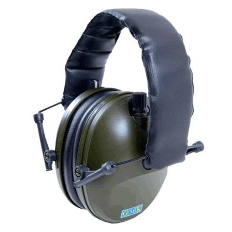 GMK Electronic Folding Ear Defenders