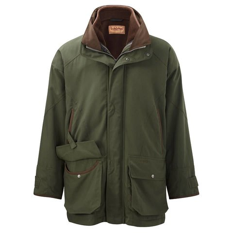 Schoffel Ptarmigan Interactive Coat