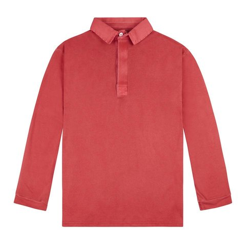 Rugby Shirts, Long Sleeved - Raspberry