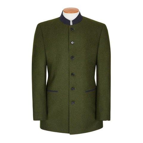 Austrian Jacket - Green Loden