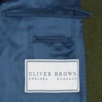 Austrian Jacket - Green Loden