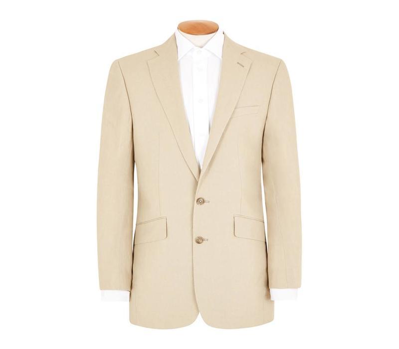 Eaton Jacket - Beige Linen
