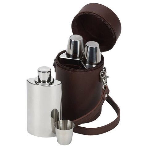 Travel Whisky Set