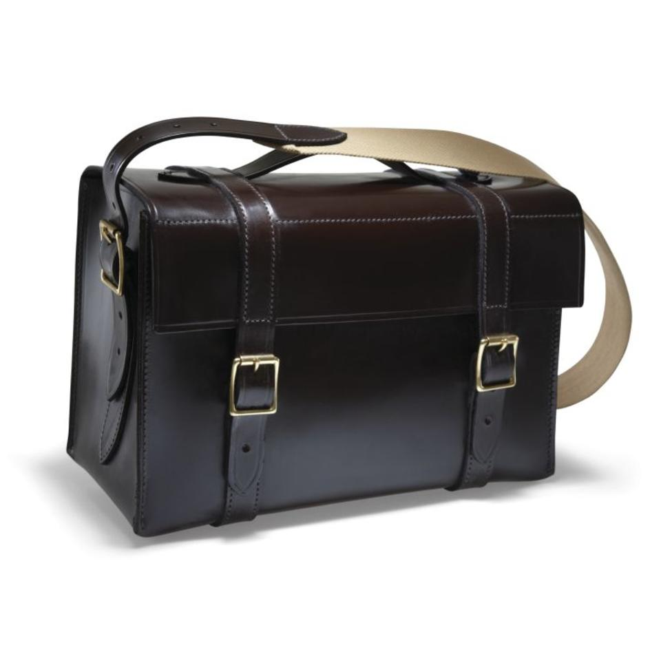 Malton Bridle Leather Cartridge Magazine