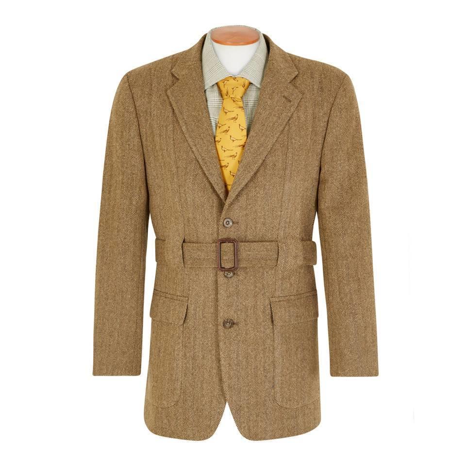 Norfolk Jacket - Deveron Tweed